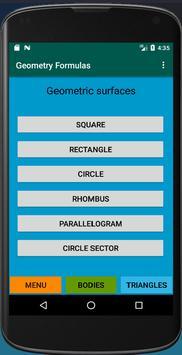 Geometry formulas 截圖 1