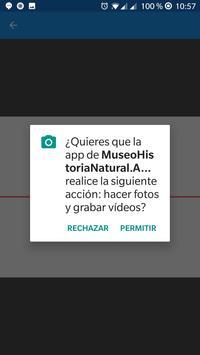 Museo de Historia Natural Gustavo Orcés V screenshot 1