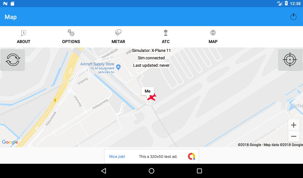 Airplane map for Android - APK Download