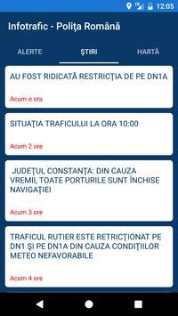Infotrafic - Poliția Română screenshot 1