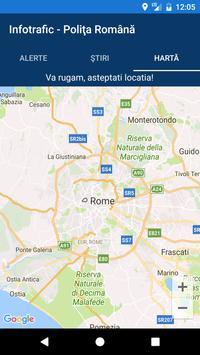 Infotrafic - Poliția Română screenshot 2