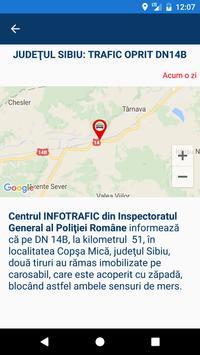 Infotrafic - Poliția Română screenshot 3