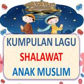 lagu sholawat anak muslim terpopuler icon
