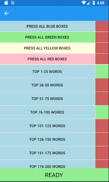 Top 1000 Italian words screenshot 2