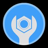 Roterande Text 2.0 icon