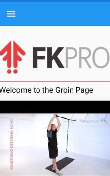 FKPro - Suspended Bodyweight Training screenshot 2