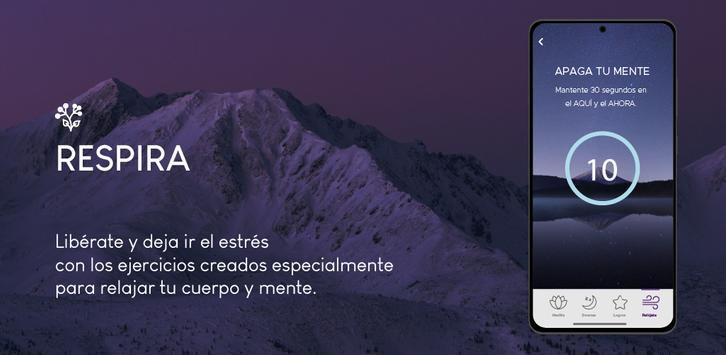 TILA® - Ayuda para dormir, meditar y descansar más screenshot 2
