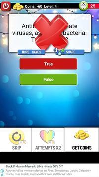 True or False Questions screenshot 10