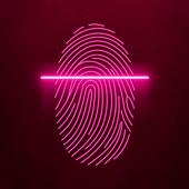 Fingerprint Lock Unlock Guide icon