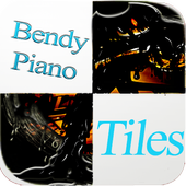 Bendy Piano Tap Tiles DJ Song 2019 icon