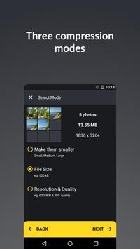 Image Compressor Puma: Image Resizer Photo Resizer screenshot 1