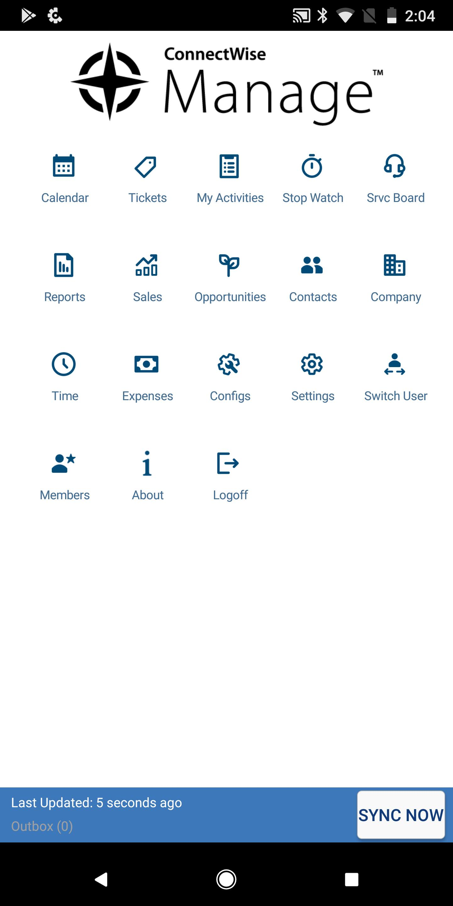 Legacy ConnectWise Manage for Android - APK Download