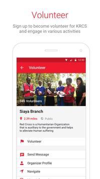 Kenya Red Cross (KRCS) App screenshot 4