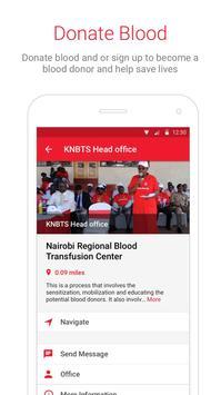 Kenya Red Cross (KRCS) App screenshot 3