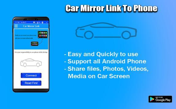 Mirror Link Phone to car screenshot 5