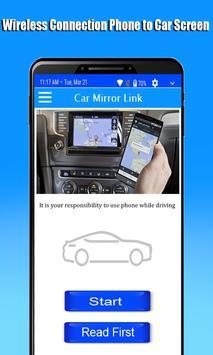 Mirror Link Phone to car screenshot 1