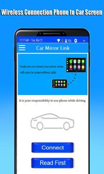 Mirror Link Phone to car screenshot 2
