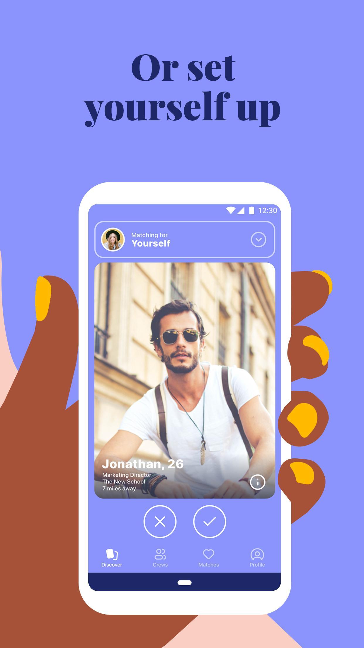 AskMen rencontres apps Dubai Matchmaking