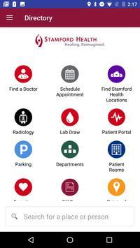 Stamford Health poster