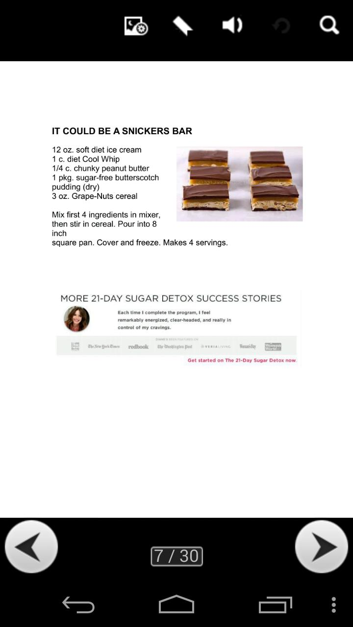 25 Delicious Diabetic Recipes Vol 1 For Android Apk Download