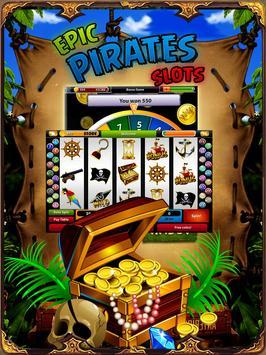 Pirate Treasure Mega Slots screenshot 1
