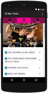 25 Bar Tricks screenshot 1