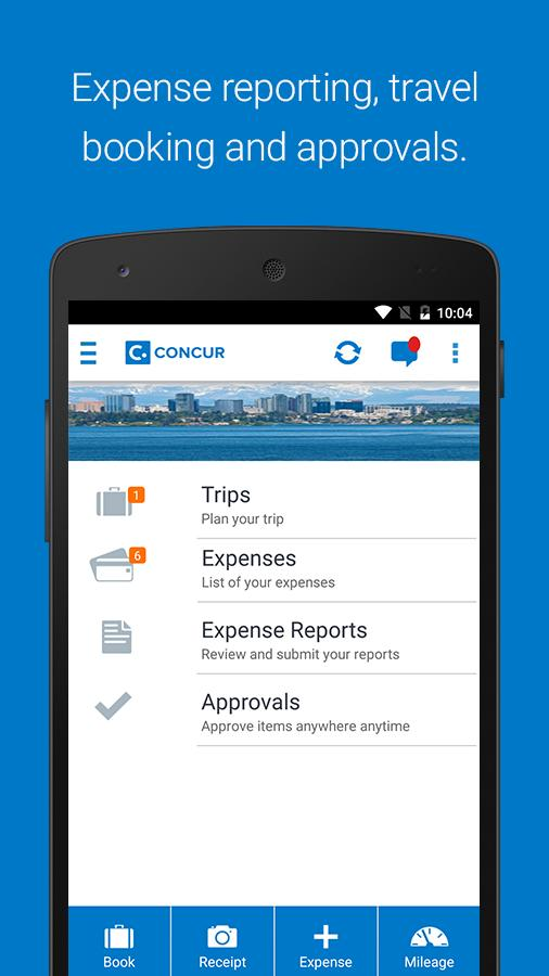 SAP Concur for Android - APK Download