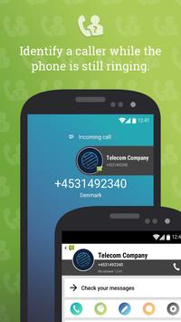 SMS from Android 4.4 with Caller ID 截圖 3