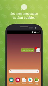 5 Schermata SMS From Android 4.4