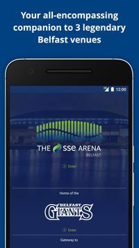SSE Arena Belfast poster