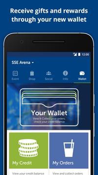SSE Arena Belfast screenshot 4