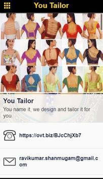 You Tailor screenshot 2