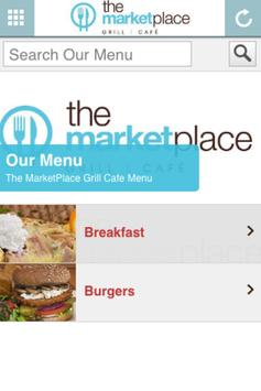 The MarketPlace Grill Cafe screenshot 1