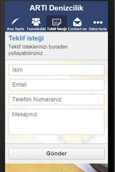 ARTI Denizcilik screenshot 1