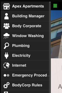 Apex Apartments screenshot 1