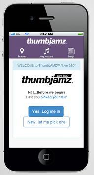Thumbjamz poster