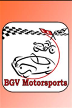 BGV Motorsports poster