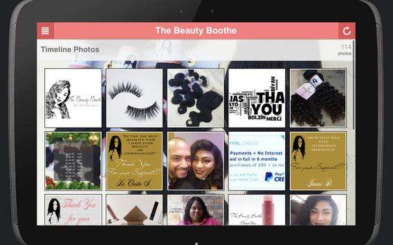 The Beauty Boothe screenshot 6
