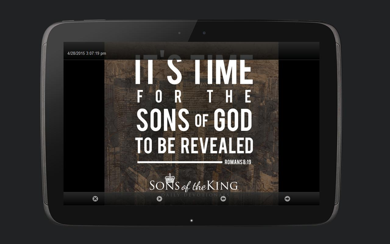 Sons of the King Devotionals for Android - APK Download