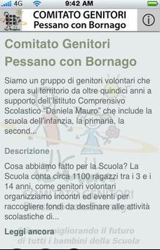 Comit.Genitori Pessano Bornago screenshot 1
