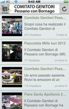 Comit.Genitori Pessano Bornago screenshot 2