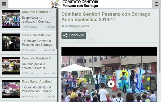 Comit.Genitori Pessano Bornago screenshot 7