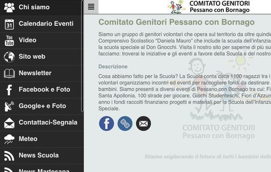 Comit.Genitori Pessano Bornago screenshot 6
