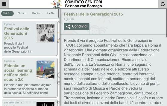 Comit.Genitori Pessano Bornago screenshot 9