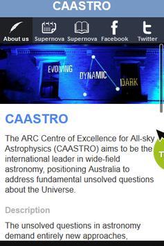 CAASTRO screenshot 1