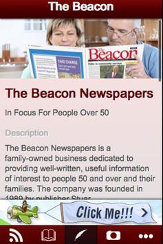 The Beacon Newspapers screenshot 1