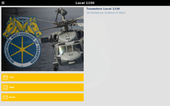 Teamsters Local 1150 screenshot 2