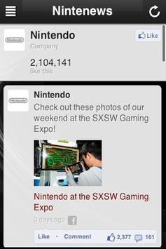 Nintendo News Unofficial screenshot 1
