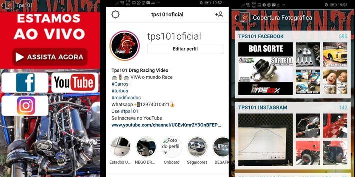 Tps101 Mundo Performance Carros Modificados screenshot 2