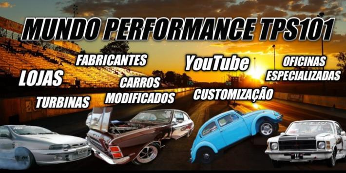 Tps101 Mundo Performance Carros Modificados screenshot 6